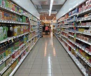 スーパーの買い物での英会話・英語